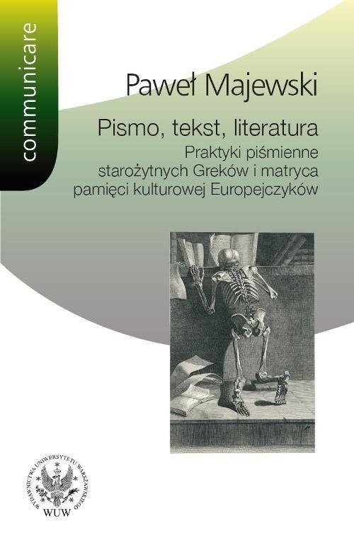 Pismo, tekst, literatura - Ebook (Książka PDF) do pobrania w formacie PDF