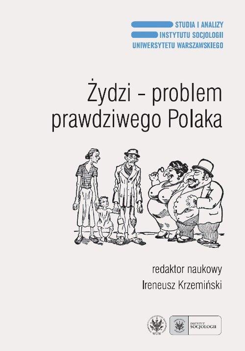Żydzi - problem prawdziwego Polaka - Ebook (Książka PDF) do pobrania w formacie PDF