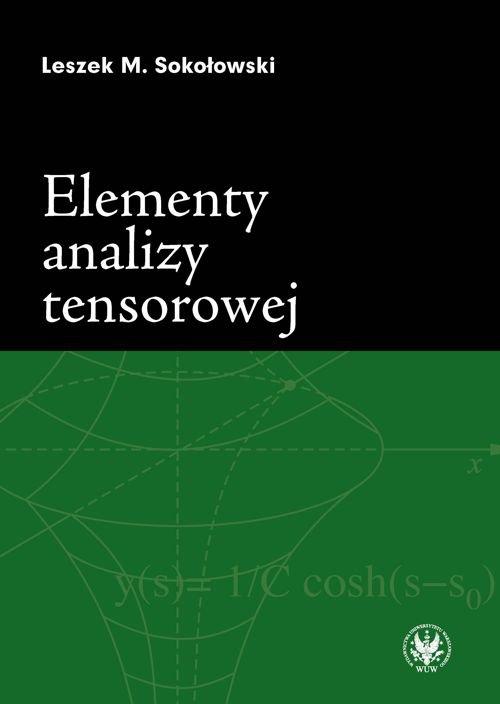 Elementy analizy tensorowej - Ebook (Książka PDF) do pobrania w formacie PDF