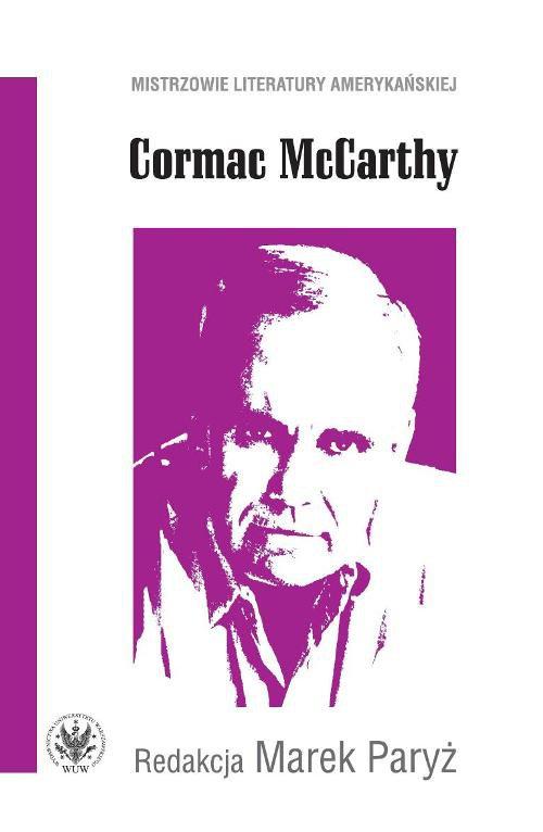 Cormac McCarthy - Ebook (Książka PDF) do pobrania w formacie PDF