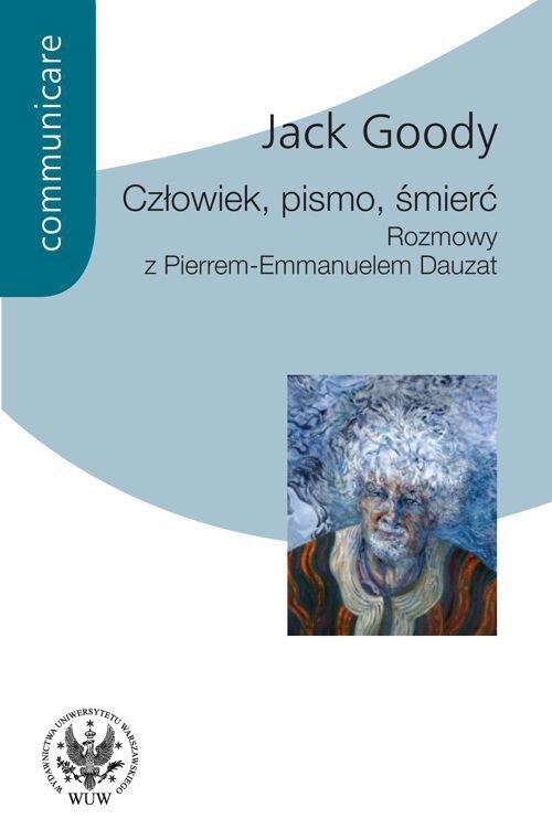 Człowiek, pismo, śmierć - Ebook (Książka PDF) do pobrania w formacie PDF