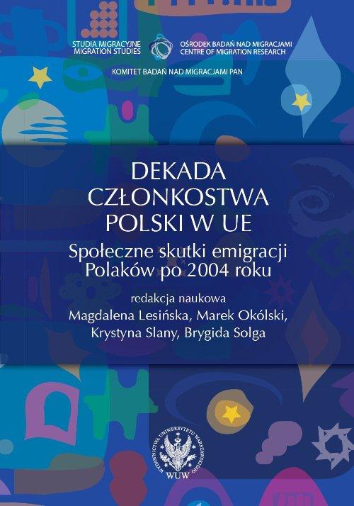 Dekada członkostwa Polski w UE - Ebook (Książka PDF) do pobrania w formacie PDF