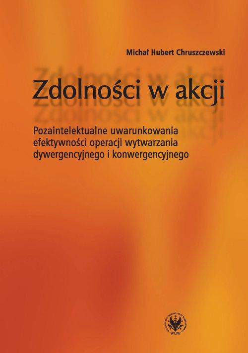 Zdolności w akcji - Ebook (Książka PDF) do pobrania w formacie PDF