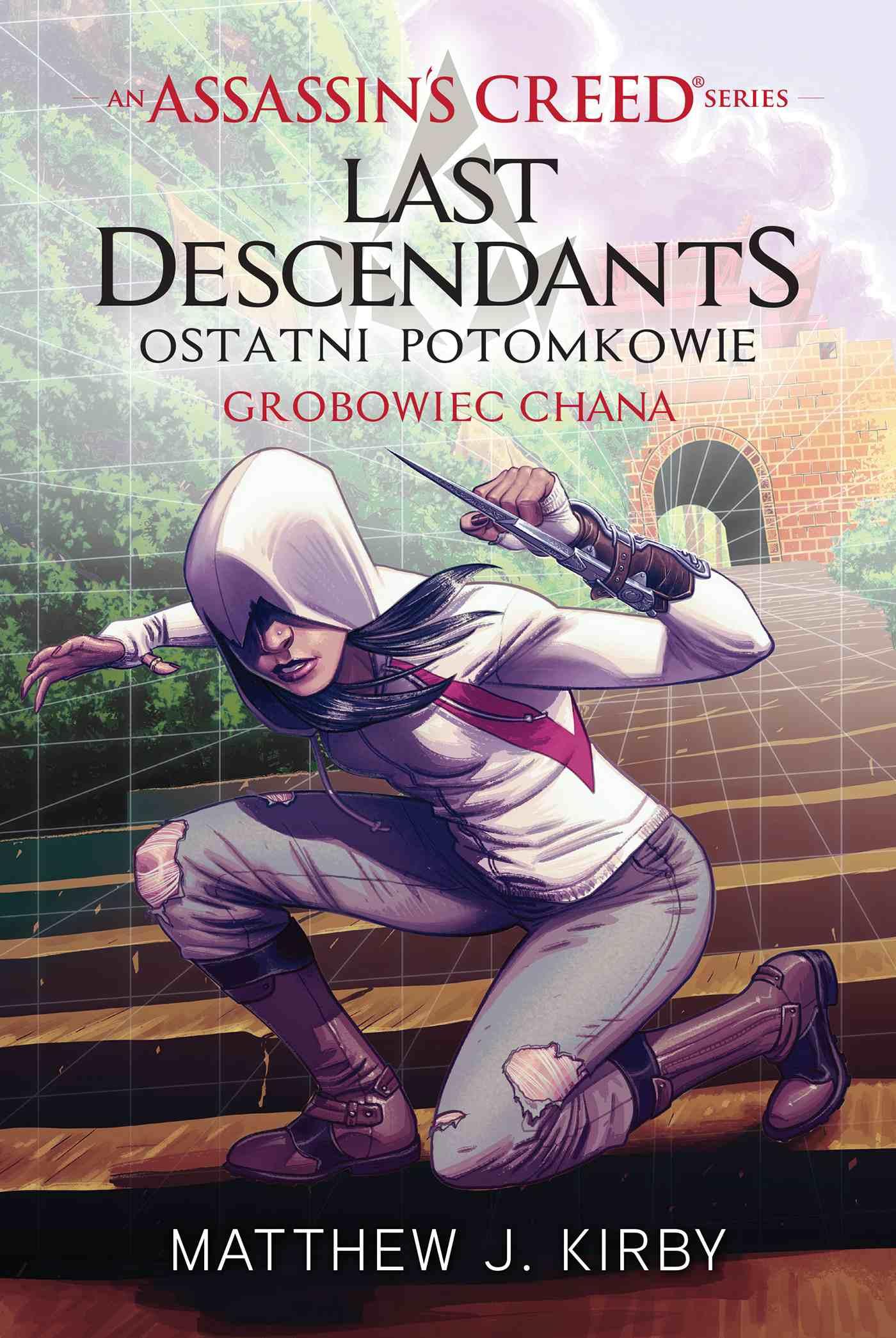 Assassin's Creed: Ostatni potomkowie. Grobowiec chana - Ebook (Książka EPUB) do pobrania w formacie EPUB