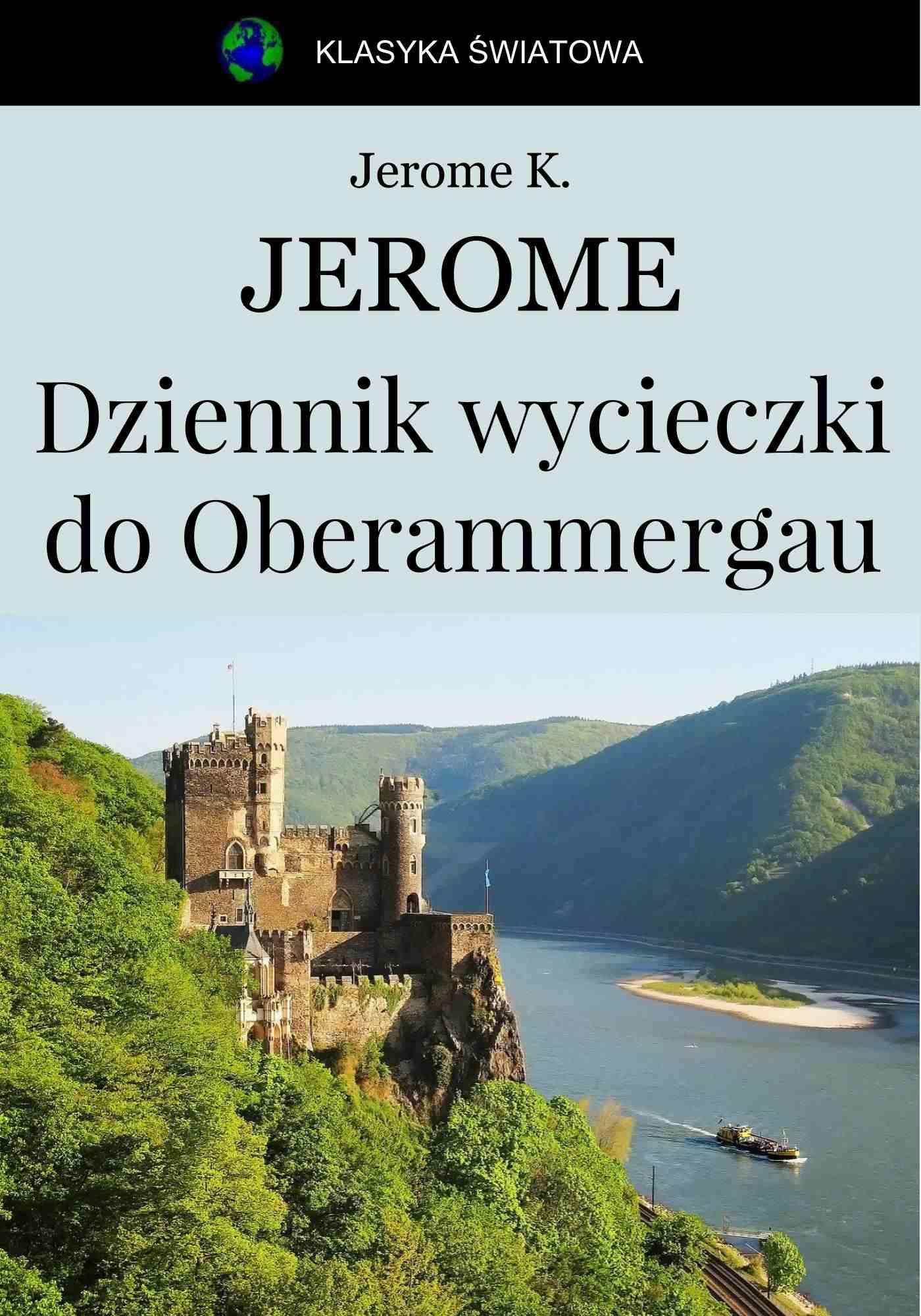 Dziennik wycieczki do Oberammergau - Ebook (Książka EPUB) do pobrania w formacie EPUB