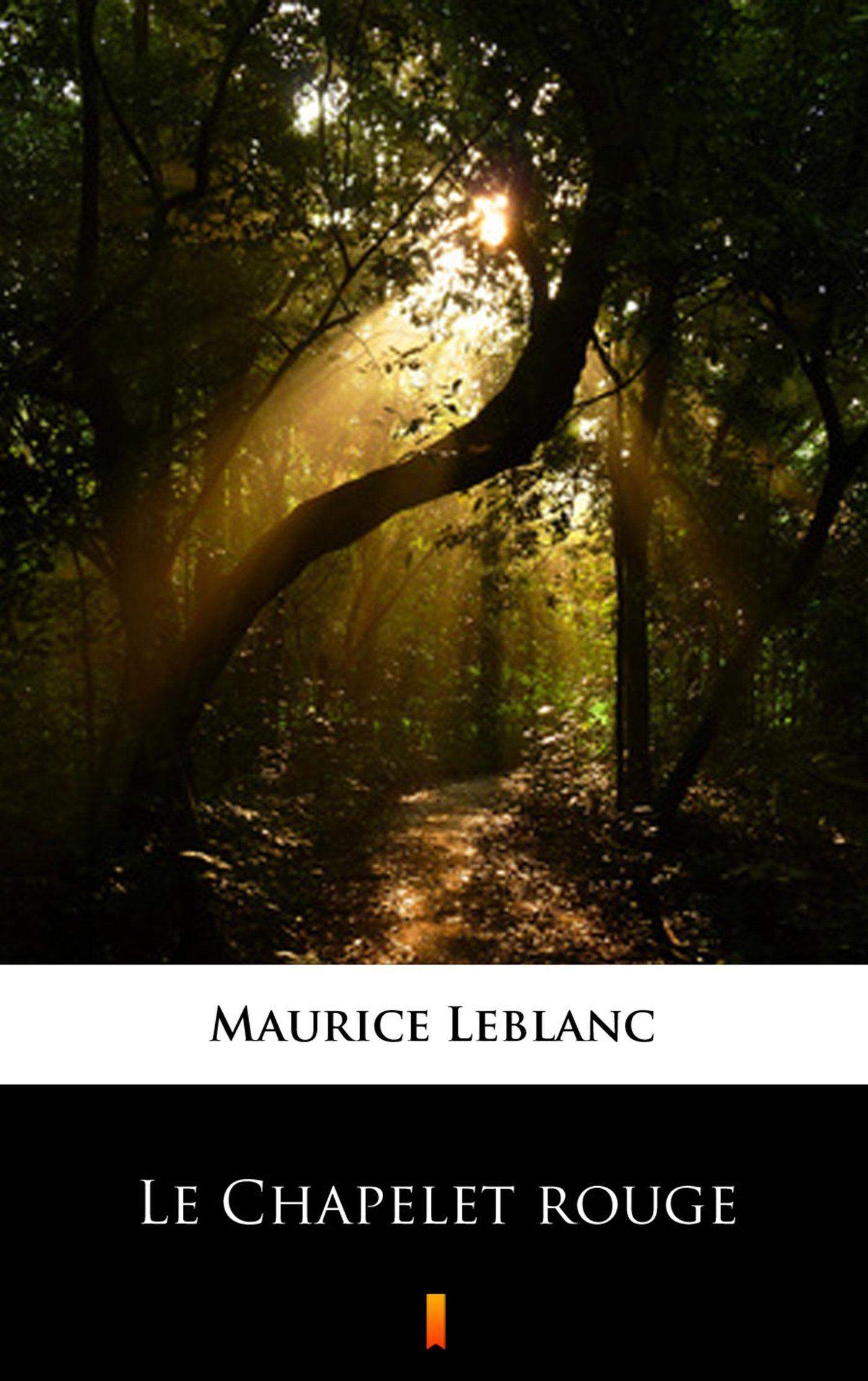 Le Chapelet rouge - Ebook (Książka na Kindle) do pobrania w formacie MOBI