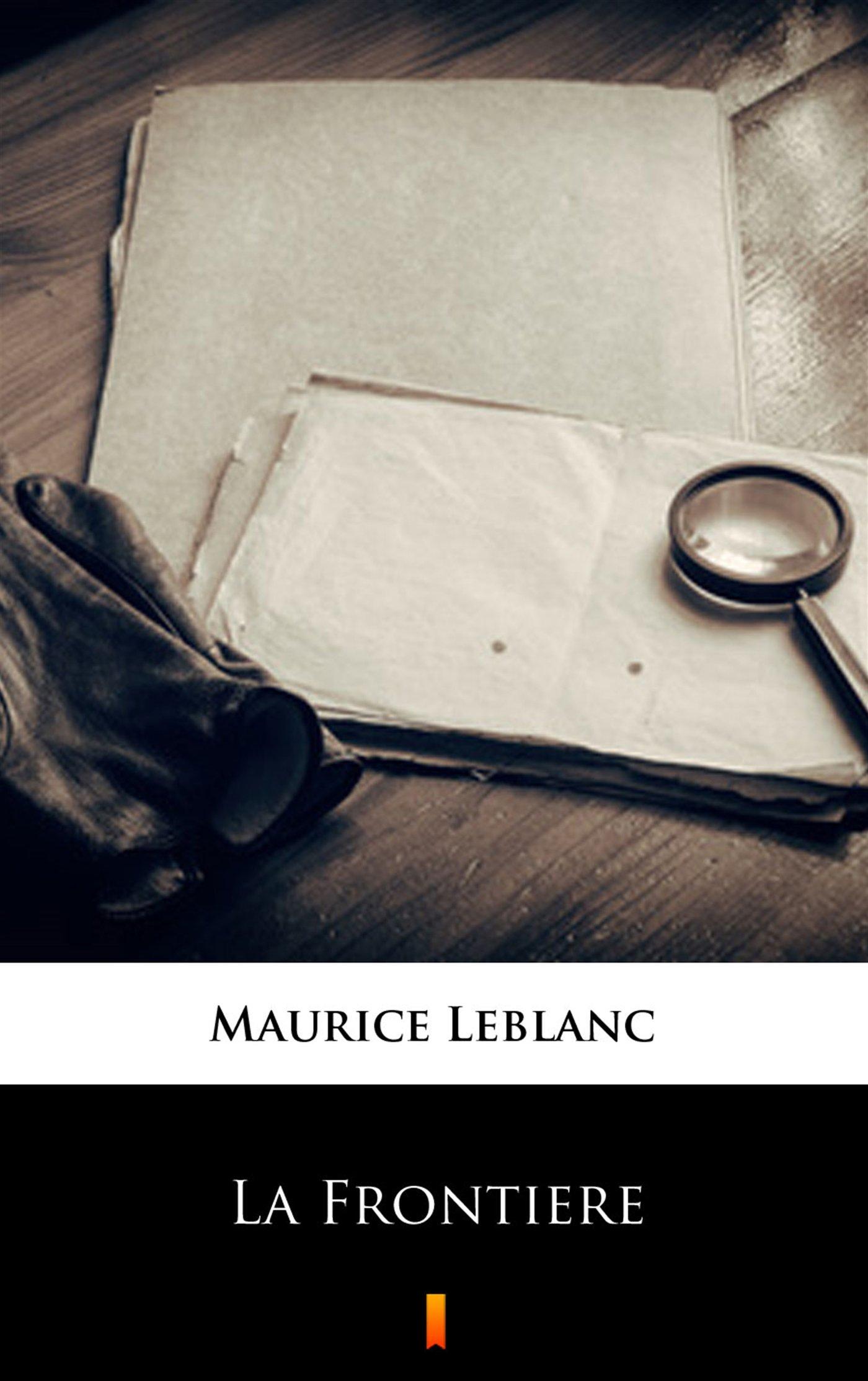 La Frontiere - Ebook (Książka na Kindle) do pobrania w formacie MOBI
