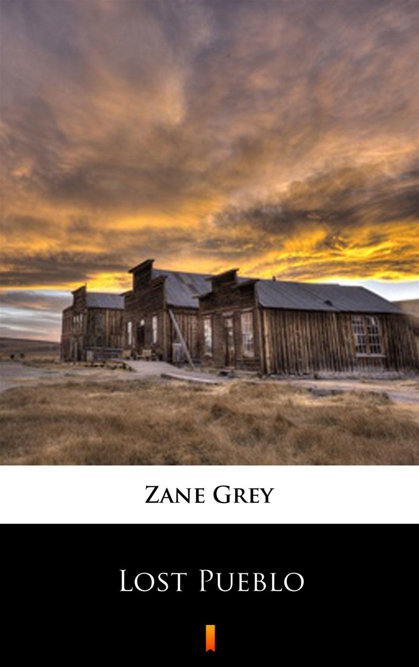 Lost Pueblo - Ebook (Książka na Kindle) do pobrania w formacie MOBI