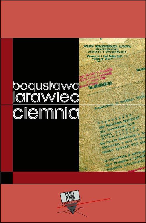 Ciemnia - Ebook (Książka EPUB) do pobrania w formacie EPUB