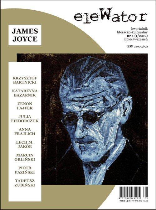 eleWator 1 (1/2012) - James Joyce - Ebook (Książka PDF) do pobrania w formacie PDF