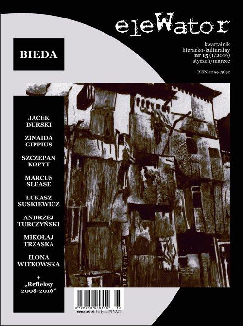 eleWator 15 (1/2016) - Bieda - Ebook (Książka PDF) do pobrania w formacie PDF