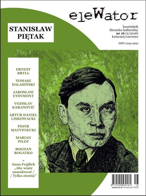 eleWator 16 (2/2016) - Stanisław Piętak - Ebook (Książka PDF) do pobrania w formacie PDF
