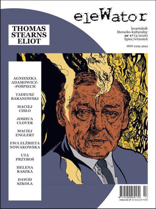 eleWator 17 (3/2016) - Thomas Stearns Eliot - Ebook (Książka PDF) do pobrania w formacie PDF