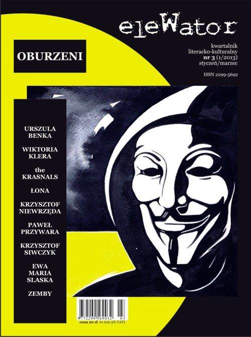 eleWator 3 (1/2013) - Oburzeni - Ebook (Książka PDF) do pobrania w formacie PDF