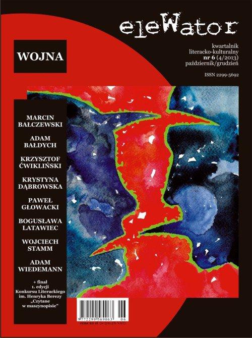 eleWator 6 (4/2013) - Wojna - Ebook (Książka PDF) do pobrania w formacie PDF
