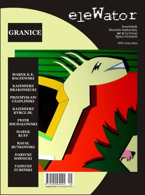 eleWator 9 (3/2014) - Granice - Ebook (Książka PDF) do pobrania w formacie PDF