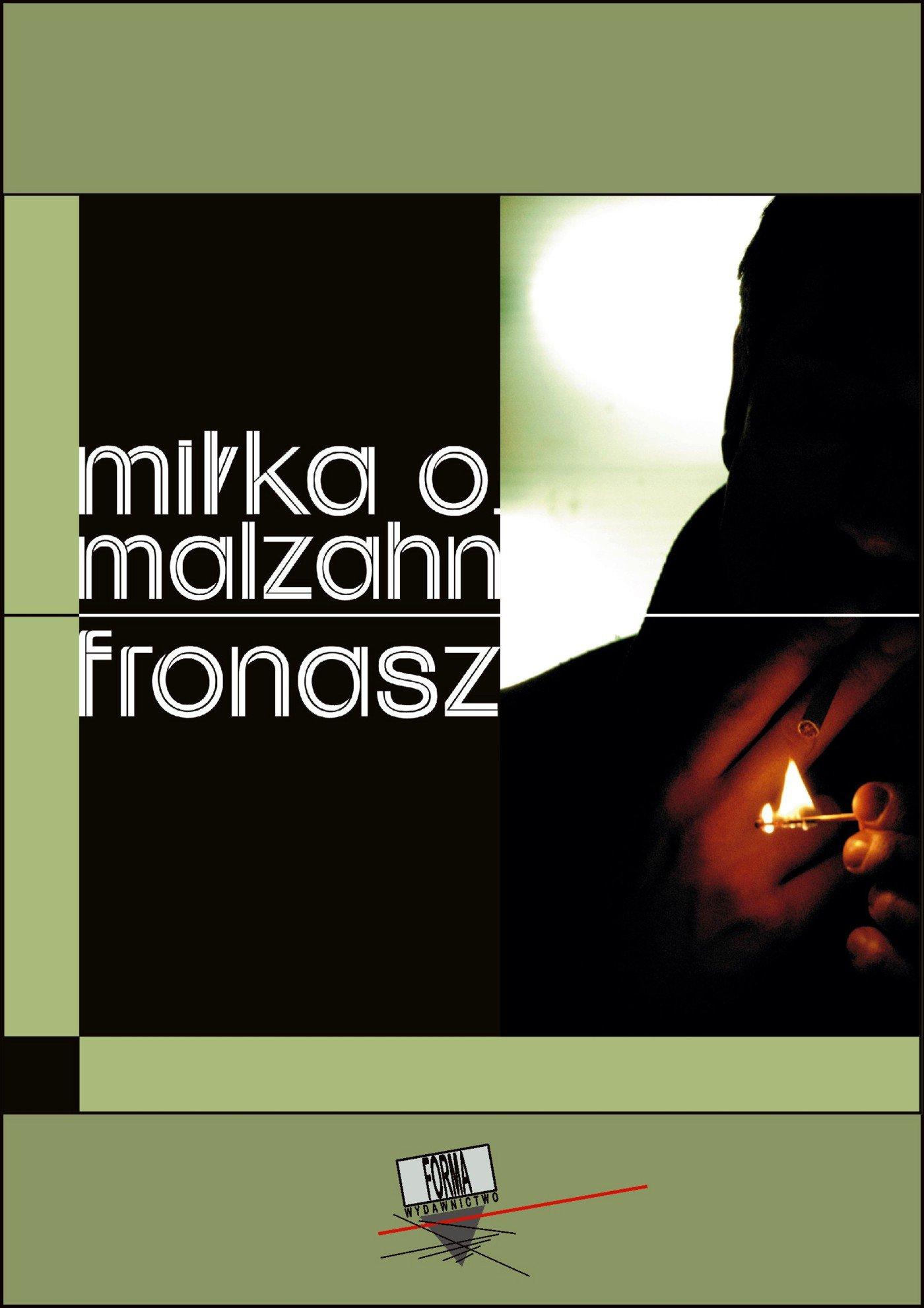 Fronasz - Ebook (Książka EPUB) do pobrania w formacie EPUB