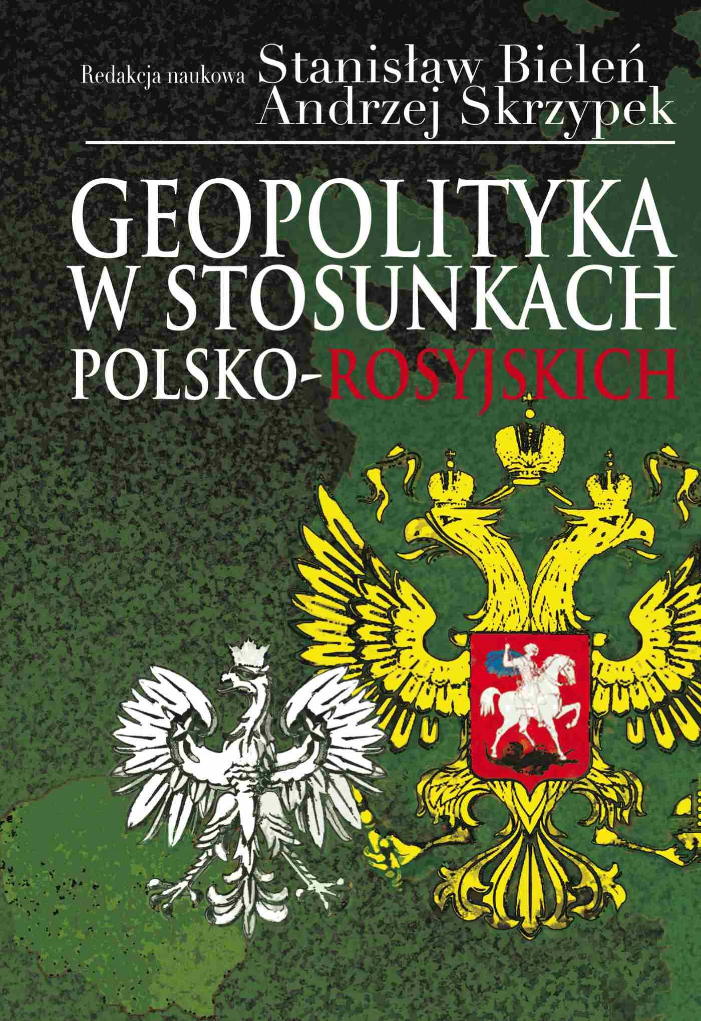 Geopolityka w stosunkach polsko-rosyjskich - Ebook (Książka PDF) do pobrania w formacie PDF