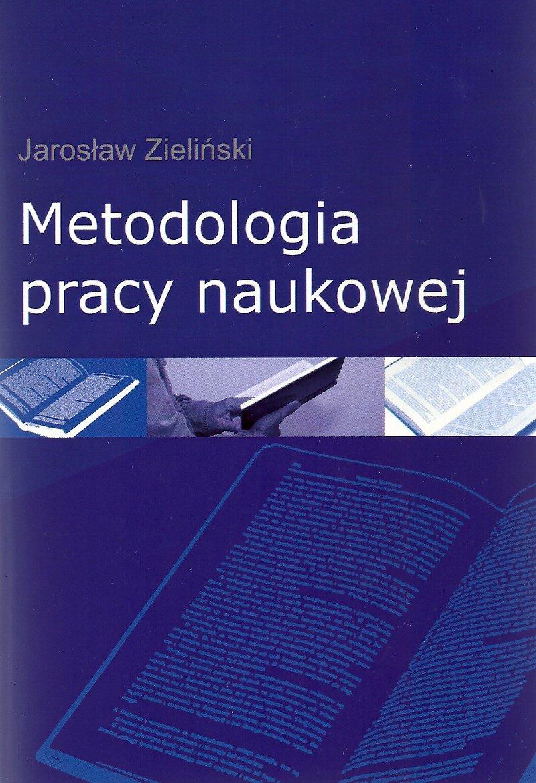 Metodologia pracy naukowej - Ebook (Książka PDF) do pobrania w formacie PDF