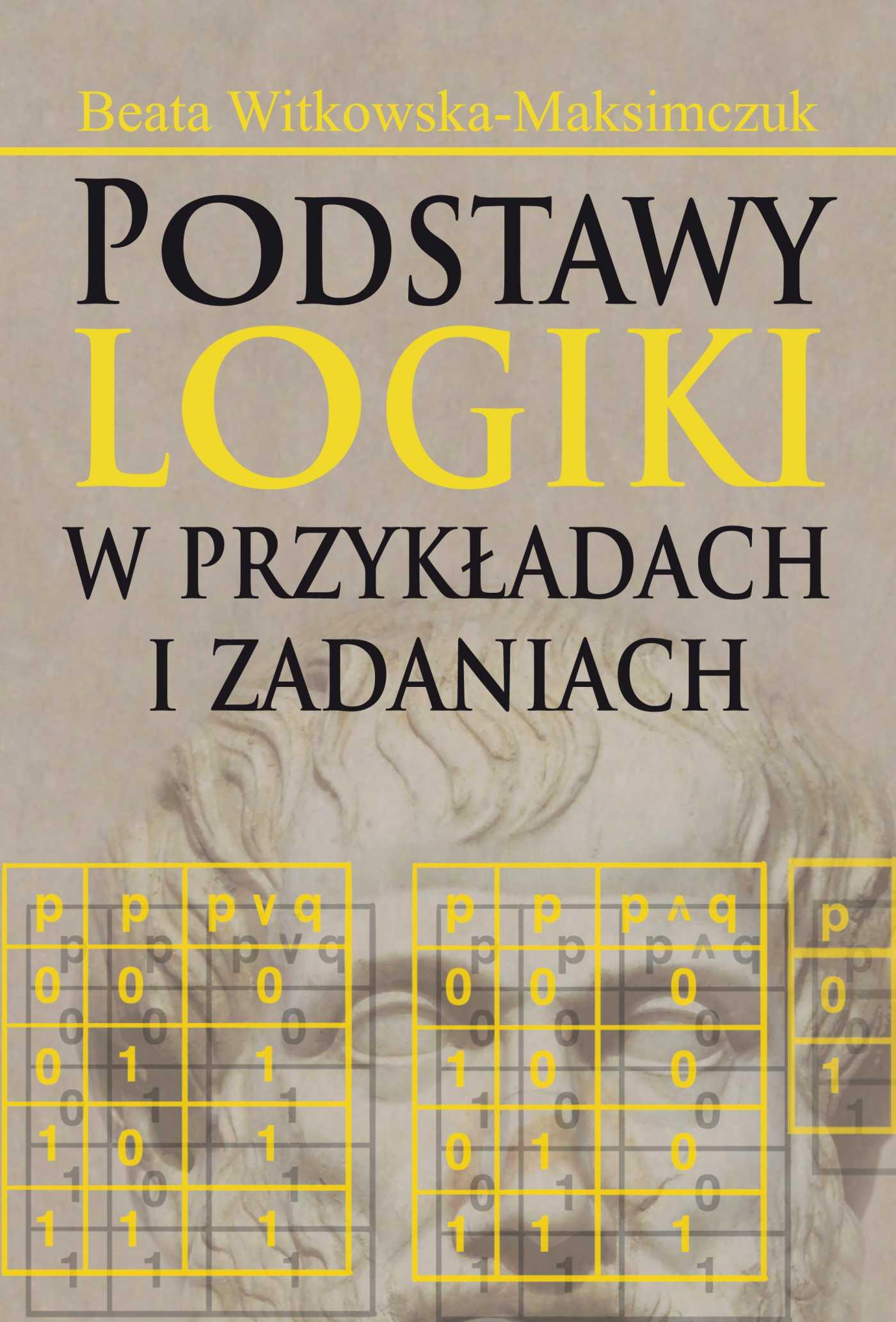 Podstawy logiki w przykładach i zadaniach - Ebook (Książka PDF) do pobrania w formacie PDF