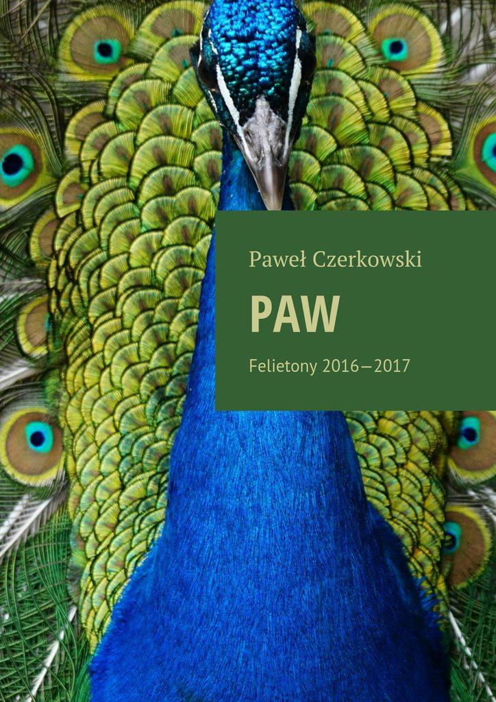 Paw - Ebook (Książka na Kindle) do pobrania w formacie MOBI