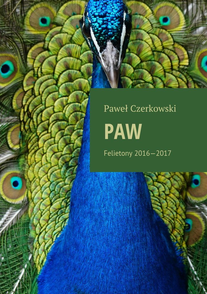 Paw - Ebook (Książka EPUB) do pobrania w formacie EPUB