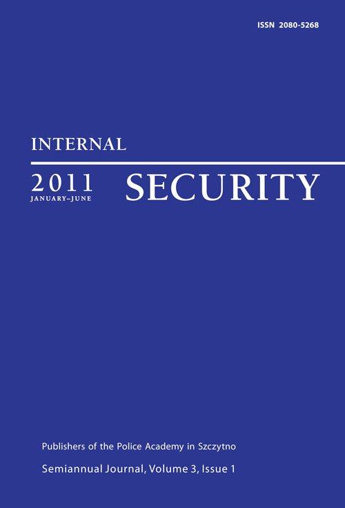 Internal Security, January-June 2011 - Ebook (Książka PDF) do pobrania w formacie PDF