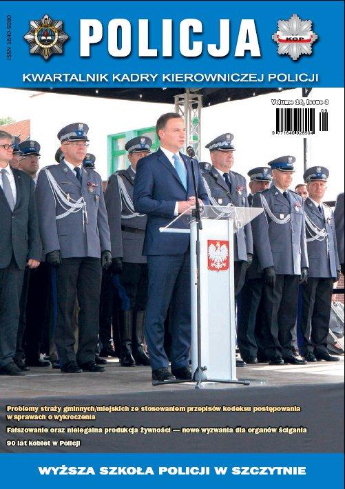 Policja 3/2015 - Ebook (Książka PDF) do pobrania w formacie PDF