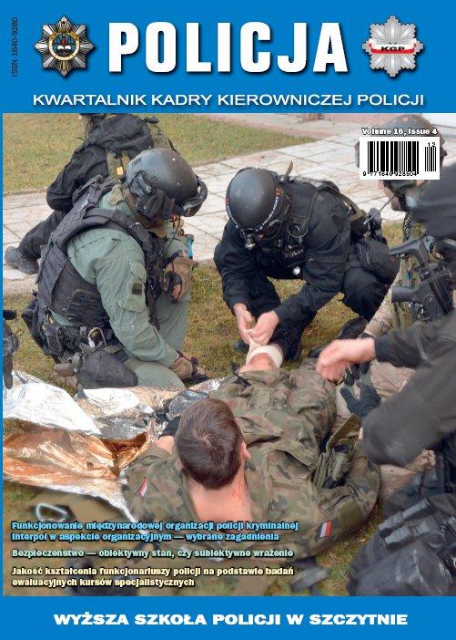 Policja 4/2015 - Ebook (Książka PDF) do pobrania w formacie PDF
