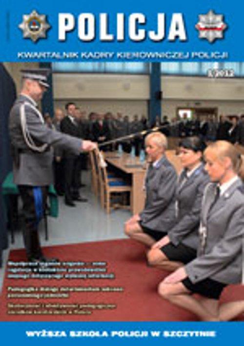 Policja, nr 1/2012 - Ebook (Książka PDF) do pobrania w formacie PDF