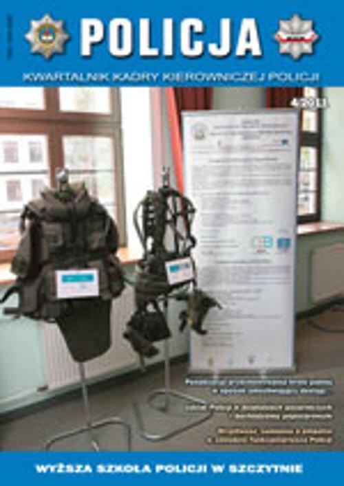 Policja, nr 4/2011 - Ebook (Książka PDF) do pobrania w formacie PDF