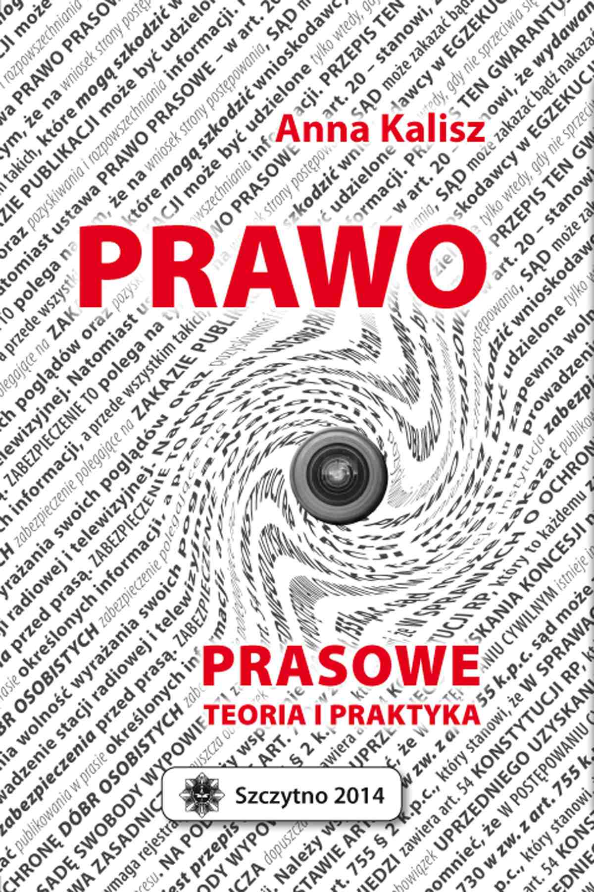 Prawo prasowe. Teoria i praktyka - Ebook (Książka PDF) do pobrania w formacie PDF