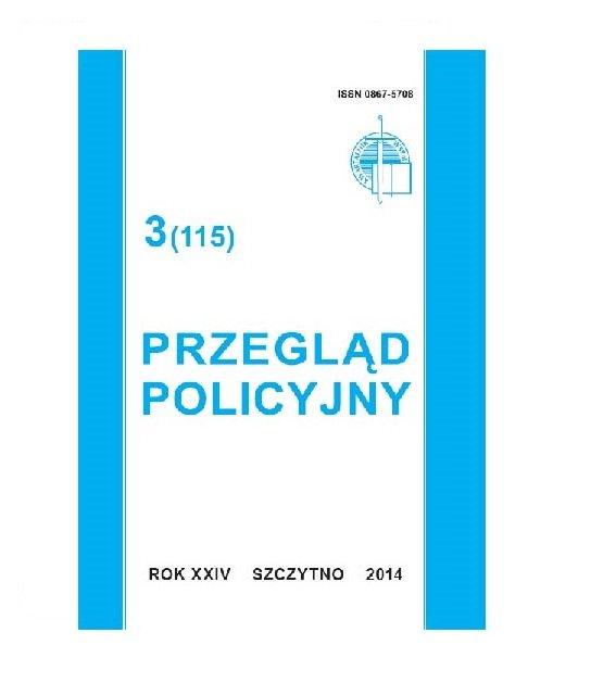 Przegląd Policyjny, nr 3(115) 2014 - Ebook (Książka PDF) do pobrania w formacie PDF