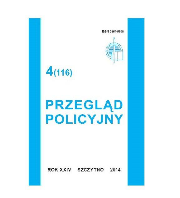 Przegląd Policyjny, nr 4(116) 2014 - Ebook (Książka PDF) do pobrania w formacie PDF
