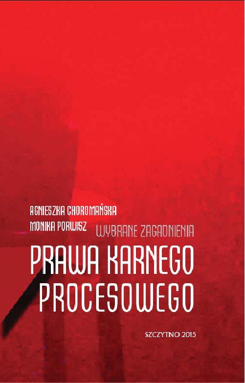 Wybrane zagadnienia prawa karnego procesowego - Ebook (Książka PDF) do pobrania w formacie PDF