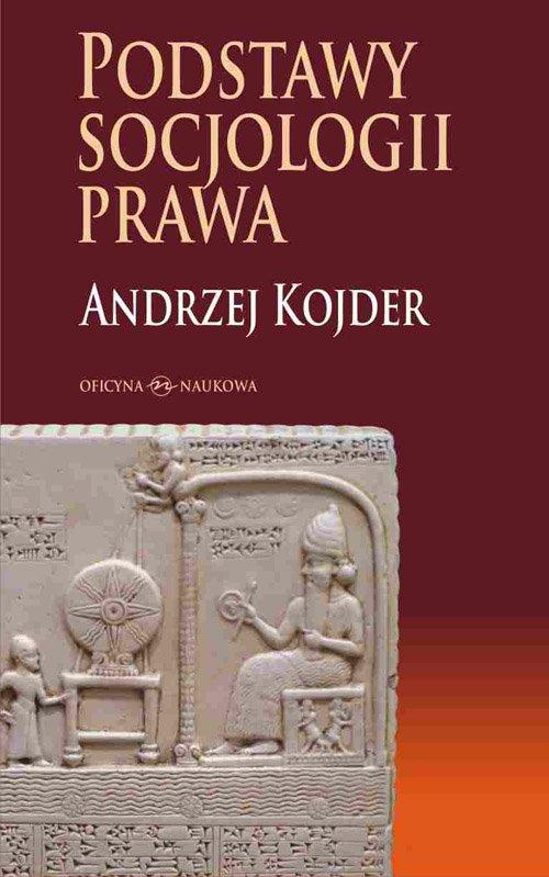 Podstawy socjologii prawa - Ebook (Książka PDF) do pobrania w formacie PDF