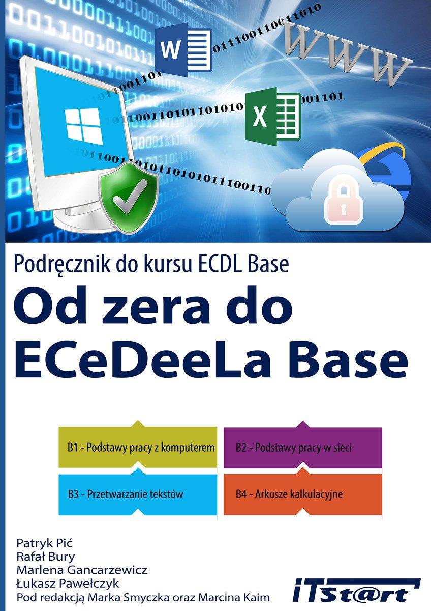 Od zera do ECeDeeLa BASE - Ebook (Książka PDF) do pobrania w formacie PDF