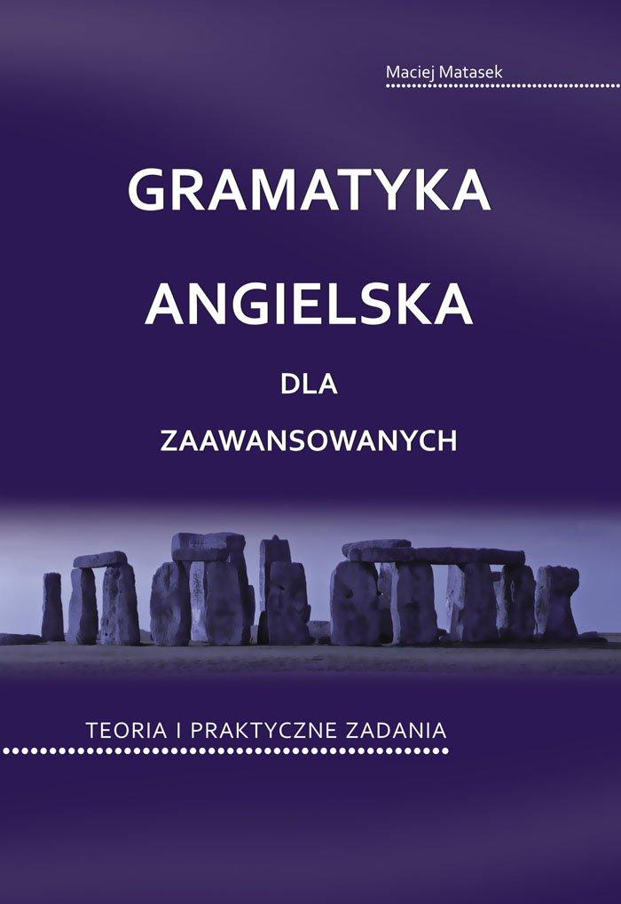 Gramatyka angielska dla zaawansowanych - Ebook (Książka PDF) do pobrania w formacie PDF