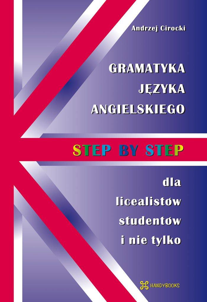 Gramatyka języka angielskiego - Step by Step - Ebook (Książka PDF) do pobrania w formacie PDF