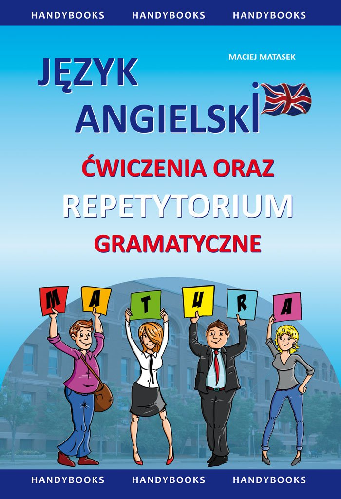 Język angielski - Ćwiczenia oraz repetytorium gramatyczne - Ebook (Książka PDF) do pobrania w formacie PDF