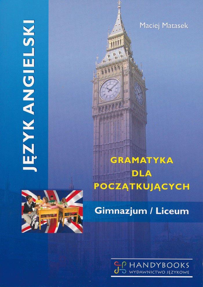 Język angielski - Gramatyka dla początkujących - Ebook (Książka PDF) do pobrania w formacie PDF