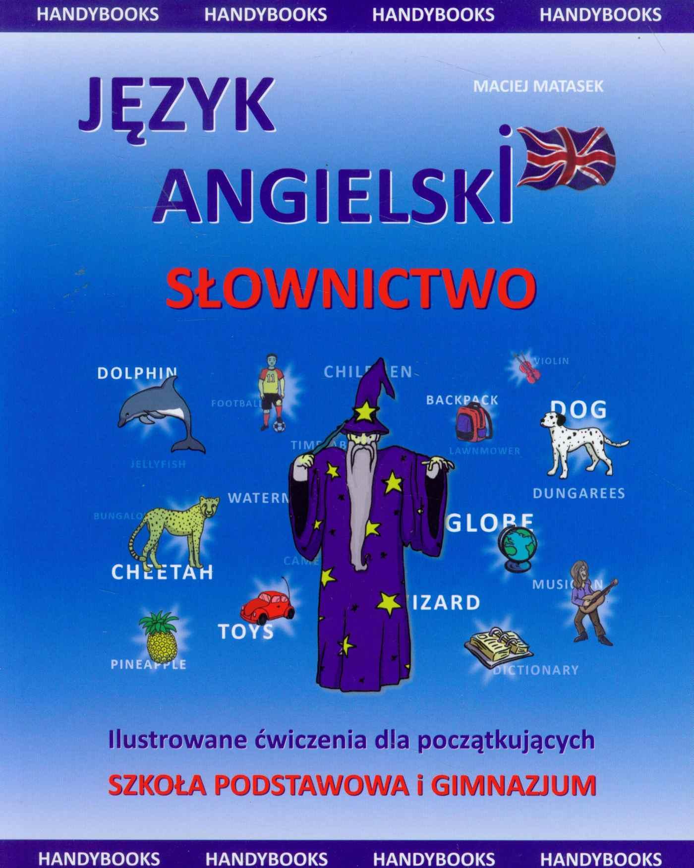 Język angielski - Słownictwo Ilustrowane - ćwiczenia dla początkujących - Ebook (Książka PDF) do pobrania w formacie PDF