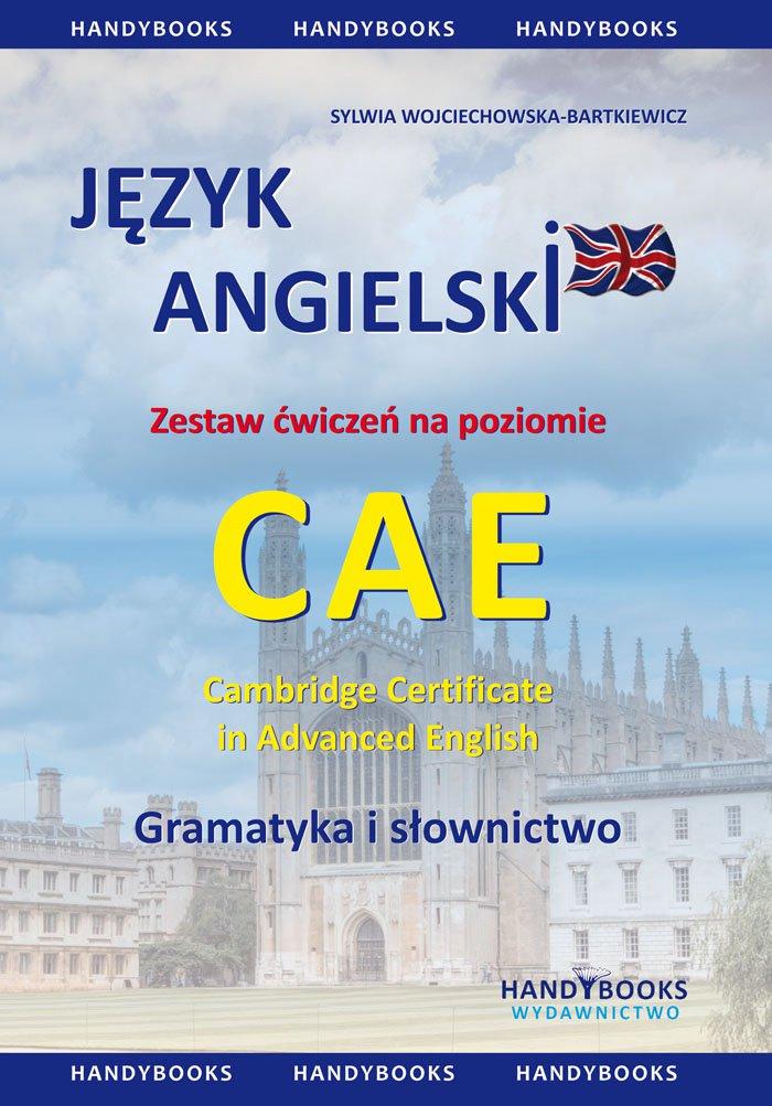 Język angielski - zestaw ćwiczeń na poziomie CAE - Ebook (Książka PDF) do pobrania w formacie PDF
