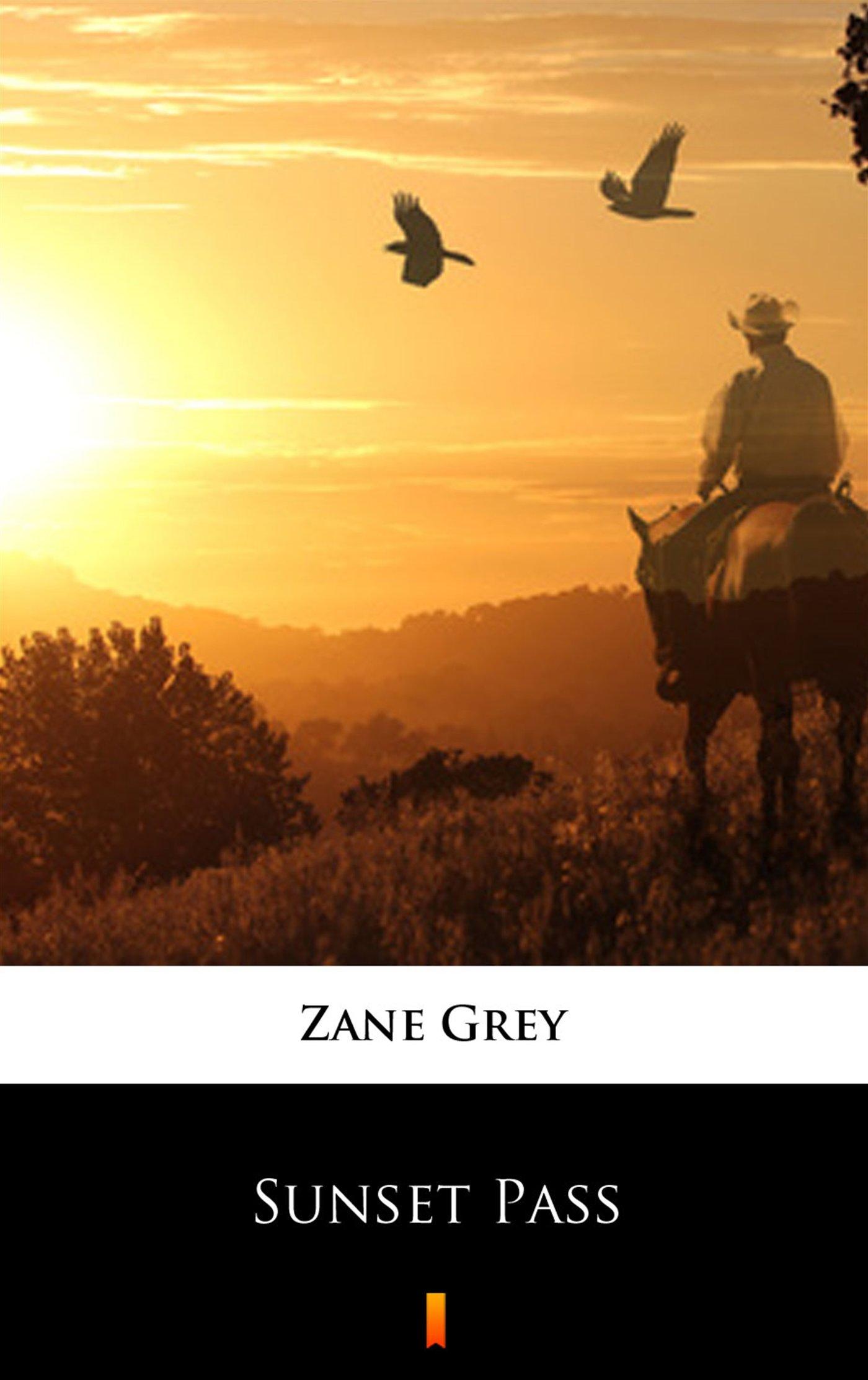 Sunset Pass - Ebook (Książka na Kindle) do pobrania w formacie MOBI