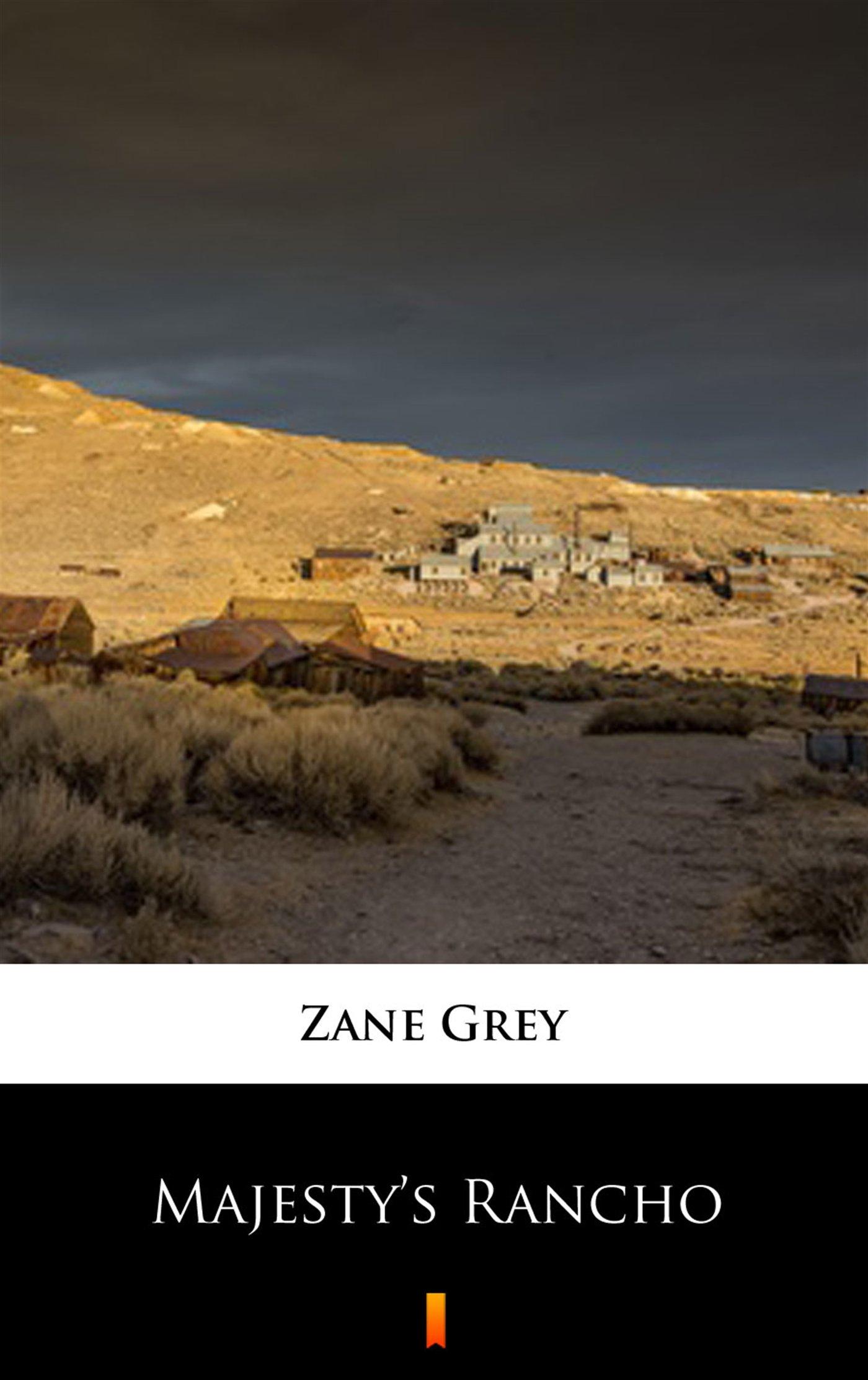 Majesty's Rancho - Ebook (Książka na Kindle) do pobrania w formacie MOBI