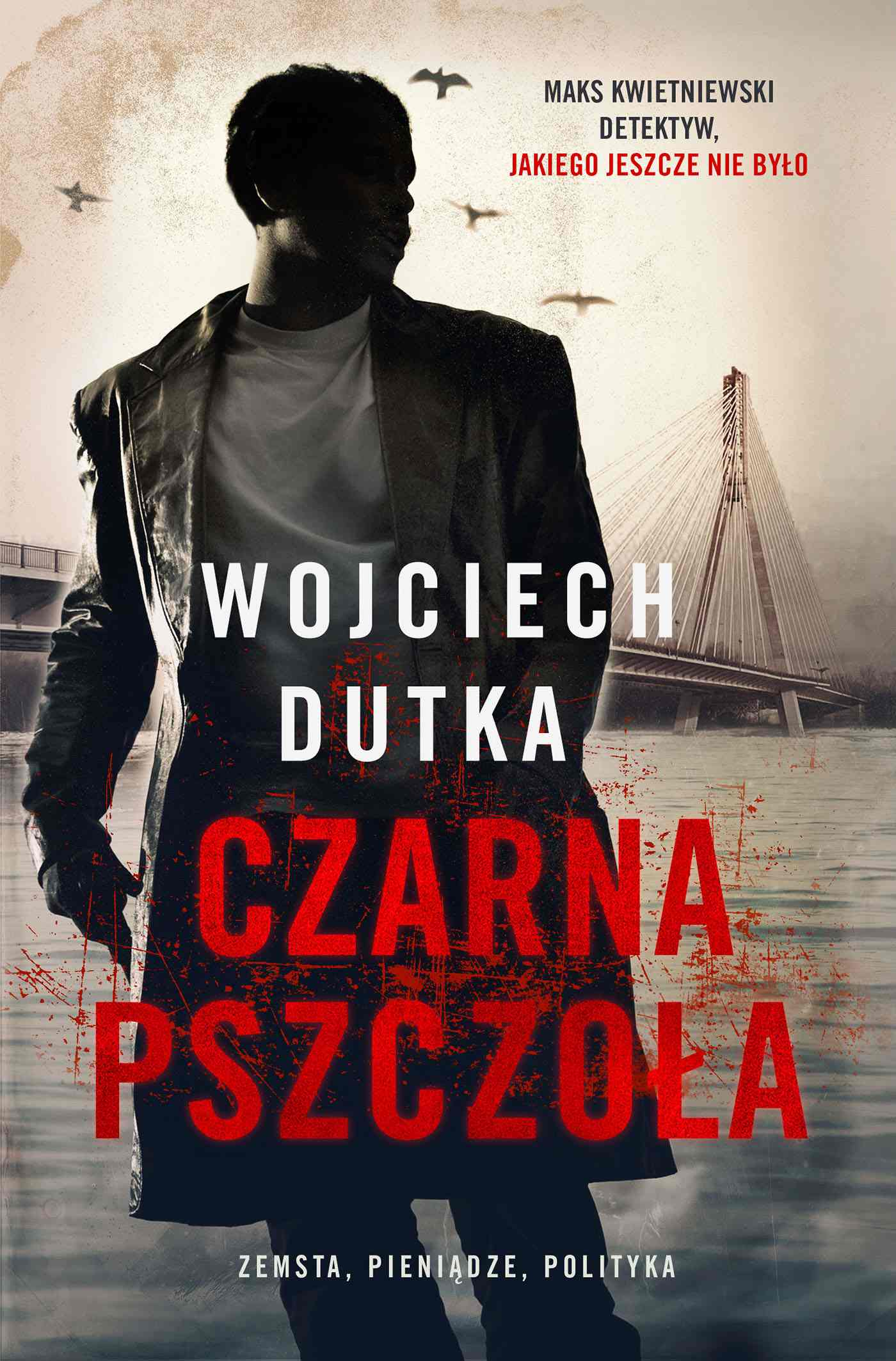 Czarna pszczoła - Wojciech Dutka