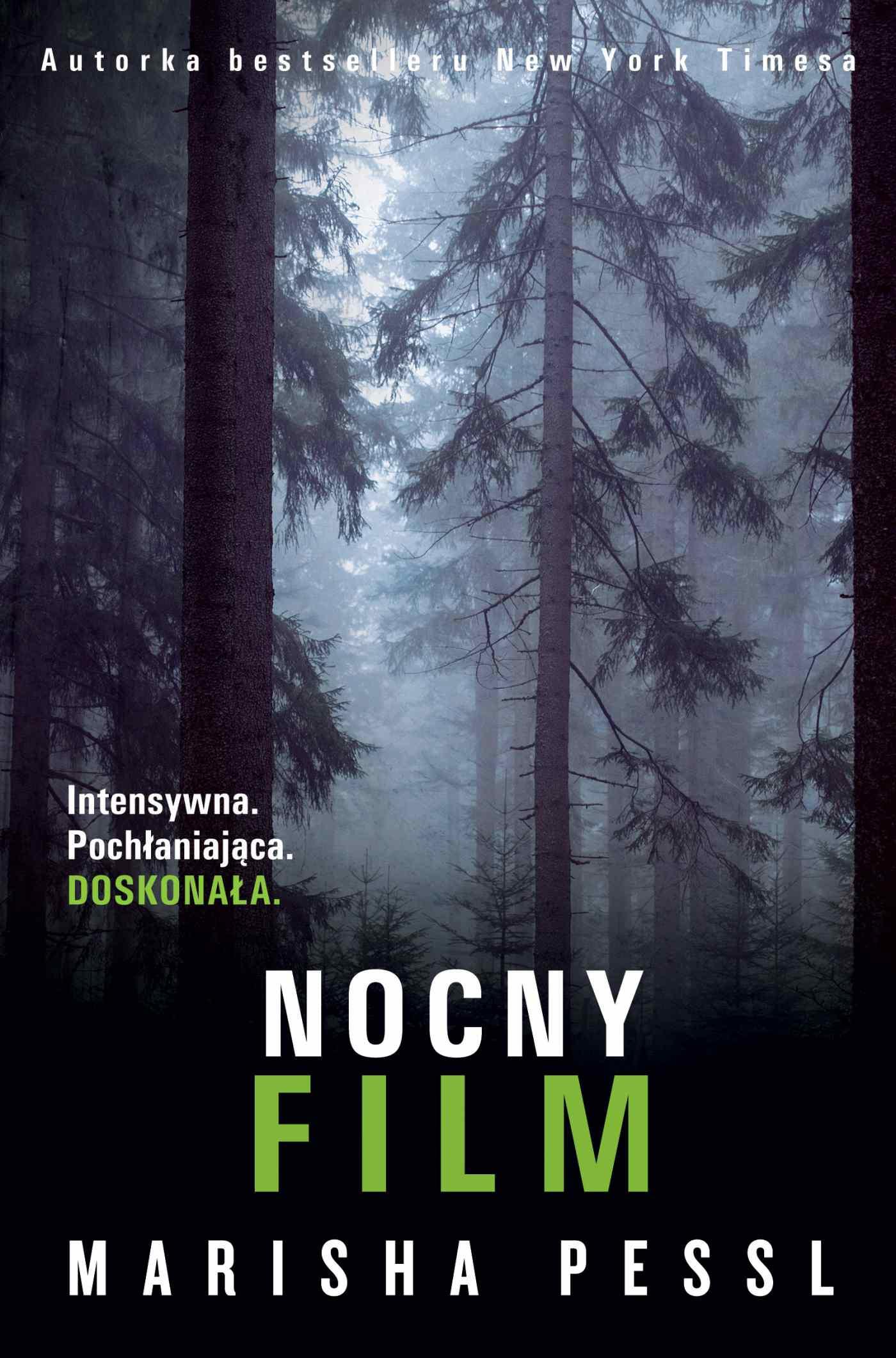 Nocny film - Ebook (Książka na Kindle) do pobrania w formacie MOBI