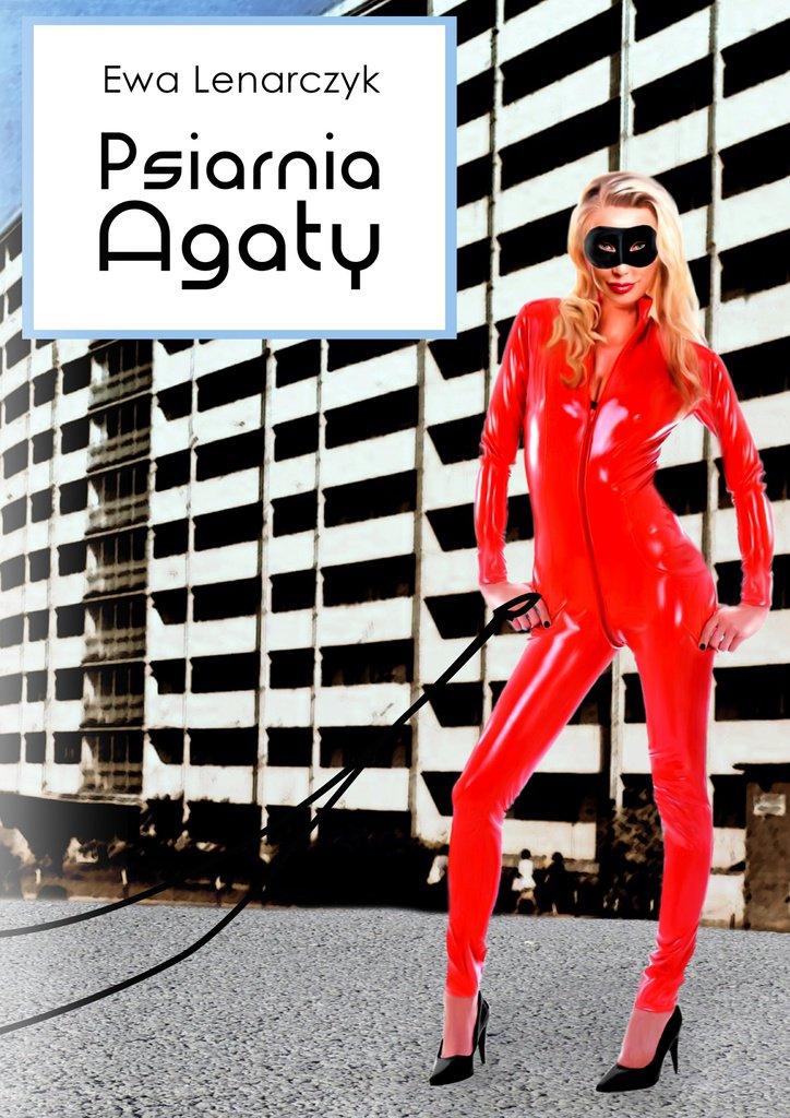 Psiarnia Agaty - Ebook (Książka na Kindle) do pobrania w formacie MOBI