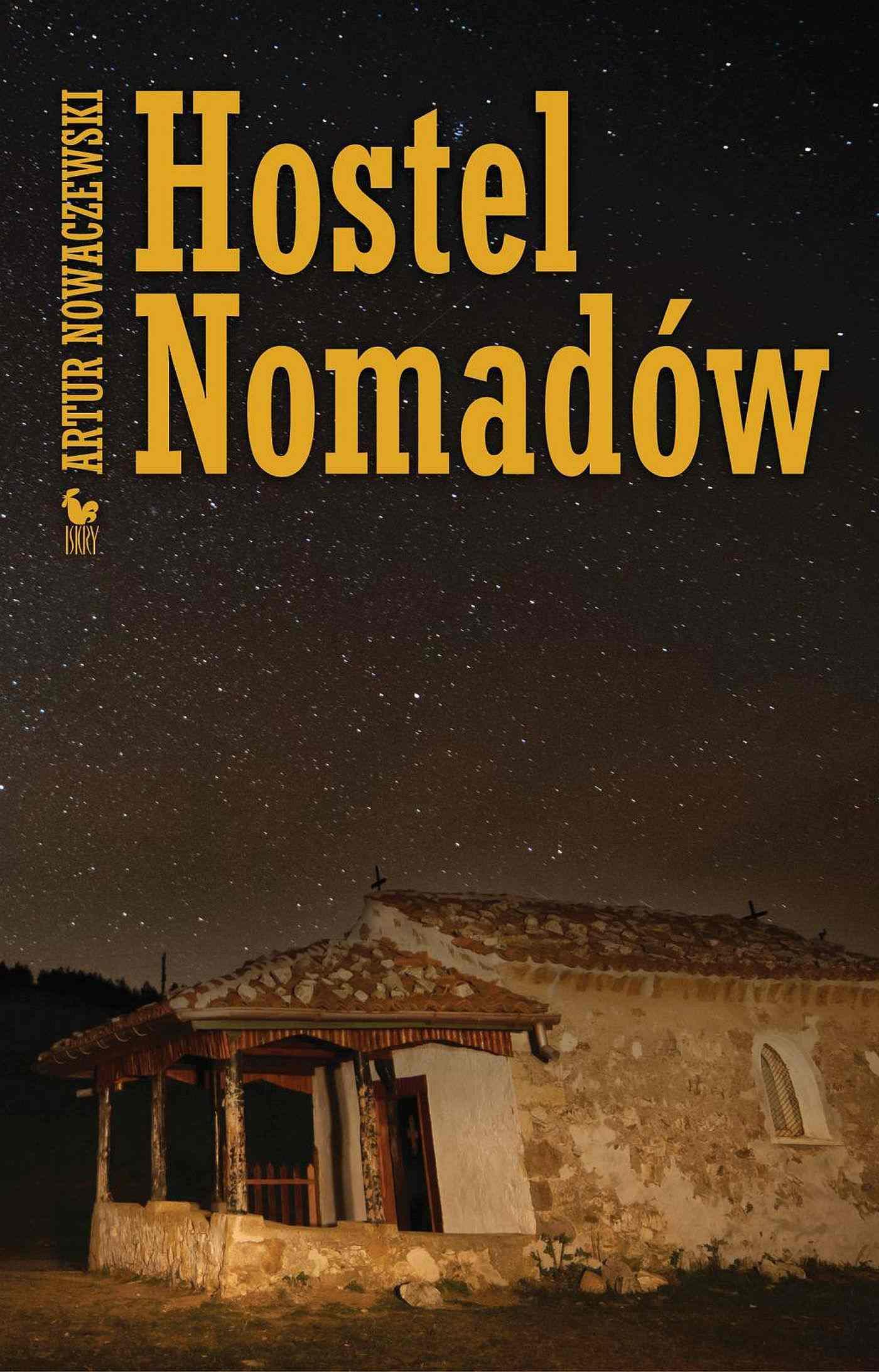 Hostel Nomadów - Ebook (Książka EPUB) do pobrania w formacie EPUB