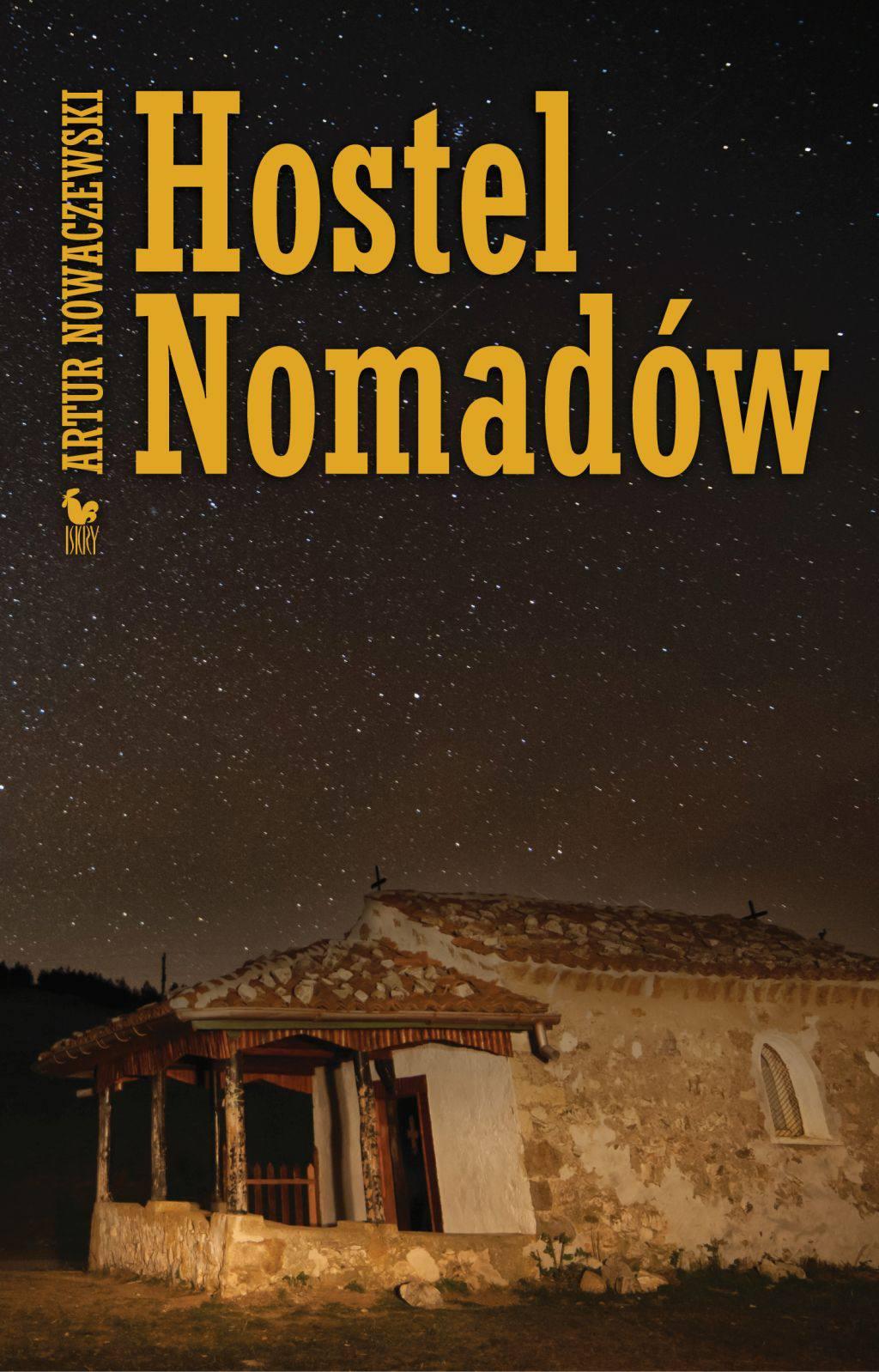 Hostel Nomadów - Ebook (Książka na Kindle) do pobrania w formacie MOBI